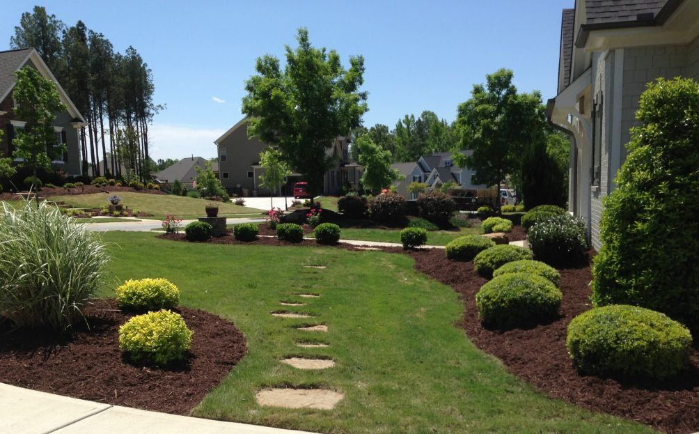 Full Service Wake Forest Lawn Care Raleigh Lawn Care